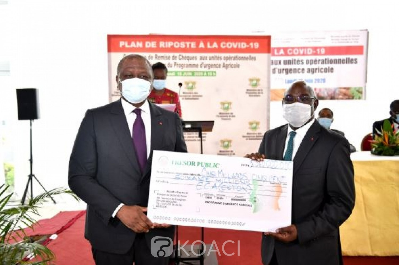 Côte d'Ivoire : FASI, 6800 acteurs du secteur informel ont déjà bénéficié de l'appui du Gouvernement, dont 3148 femmes