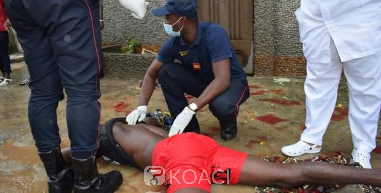 Côte d'Ivoire : À Yopougon, ivre, il tombe du 2ème étage de son immeuble