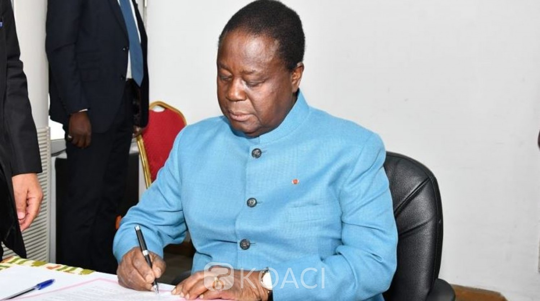 Côte d'Ivoire : PDCI-RDA, Bédié procède à la nomination d'un nouveau bureau politique composé de 2191 membres