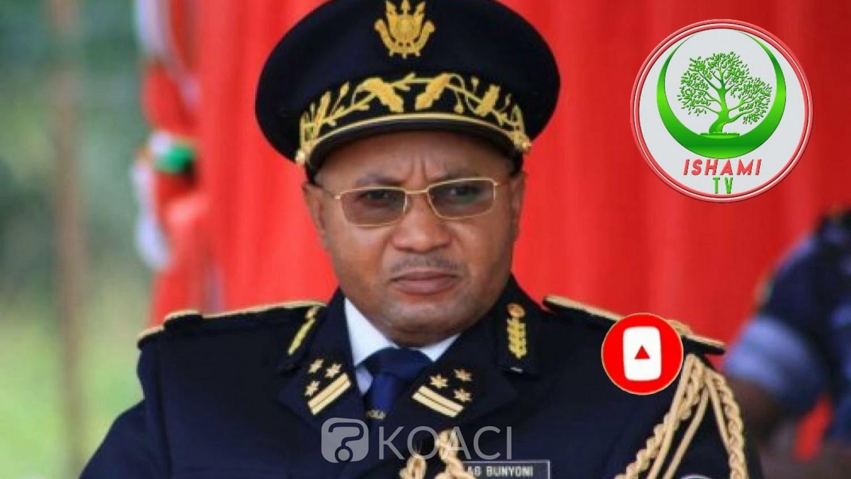 Burundi : Le commissaire Alain-Guillaume Bunyoni devient Premier ministre, Nkurunziza inhumé vendredi