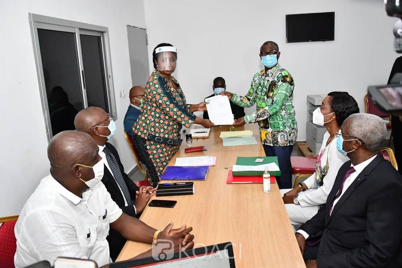 Côte d'Ivoire : Dépôt de la candidature de Bedié à la convention de désignation du candidat du PDCI-RDA