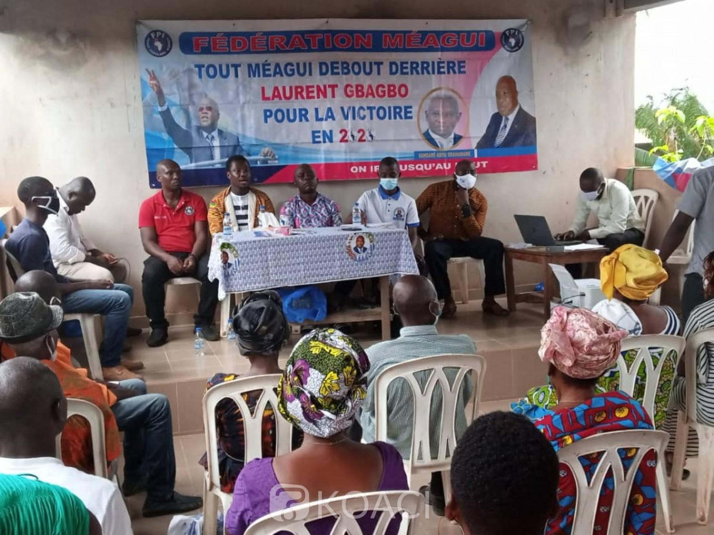 Côte d'Ivoire : Présidentielle octobre, en campagne pour Gbagbo, Don Mello fait distribuer 36 mille timbres dans plusieurs régions du Pays
