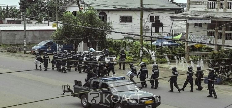 Cameroun : Explosion de 2 bombes artisanales à Yaoundé, la police n'exclut pas la piste terroriste, accentue fouilles et palpations