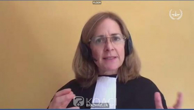 Côte d'Ivoire : CPI, la  norme de la preuve au centre des débats au dernier jour de l'audience des observations de l'appel du procureur