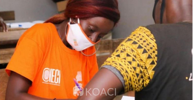 Côte d'Ivoire : Contrairement à certaines rumeurs, l'opération d'identification pour l'obtention des CNI se poursuit