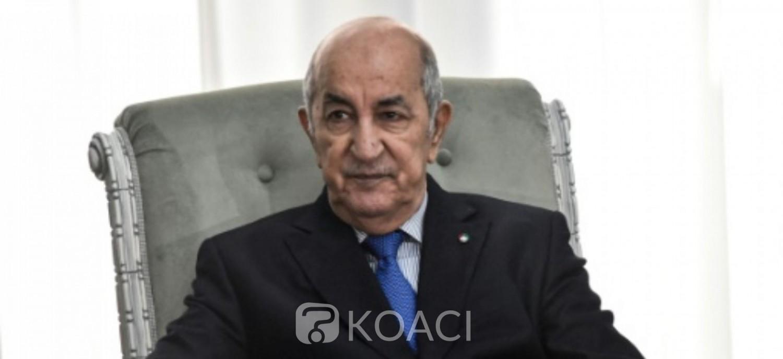Algérie :Tebboune remanie le gouvernement,les ministres des finances et de l' énergie remplacés