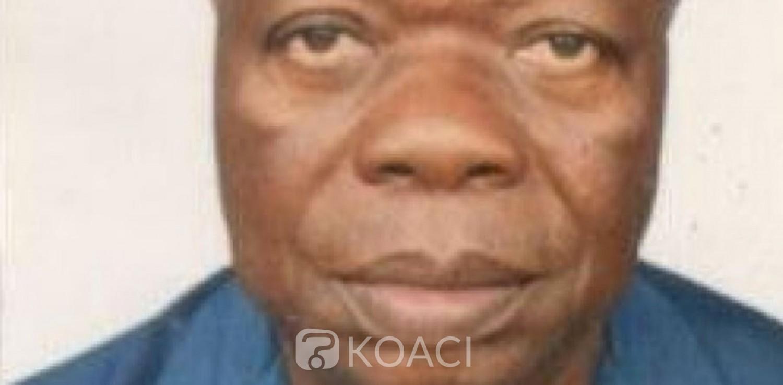 Côte d'Ivoire : Bouaké, l'ex-Conseiller spécial de Gbagbo, Yao Kouamé Raymond succombe d'un AVC