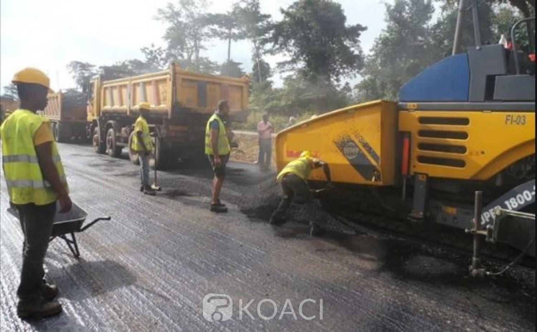 Côte d'Ivoire : Infrastructures routières, voici les chantiers qui devraient démarrer avant fin 2020