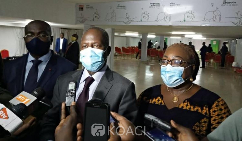 Côte d'Ivoire : Présidentielles de 2020, le RHDP annonce que les 3/4 des électeurs inscrits sur la liste électorale sont issus de ses rangs