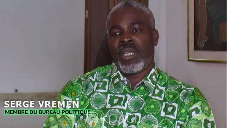 Côte d'Ivoire : PDCI, mis à l'écart, Serge Vremen accuse certains cadres du Parti : « Je suis étonné comme les autres militants »