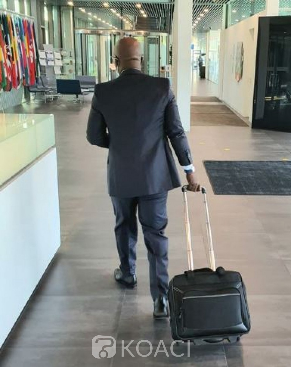 Côte d'Ivoire : Fin des audiences sur l'appel du procureur, Blé Goudé : « Je donne dos au passé avec le regard désormais tourné vers l'avenir »