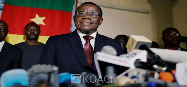 Cameroun : Maurice Kamto appelle à une médiation internationale sur la situation humanitaire du pays