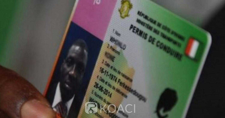Côte d'Ivoire : Transports, vers une nouvelle réforme du permis de conduire