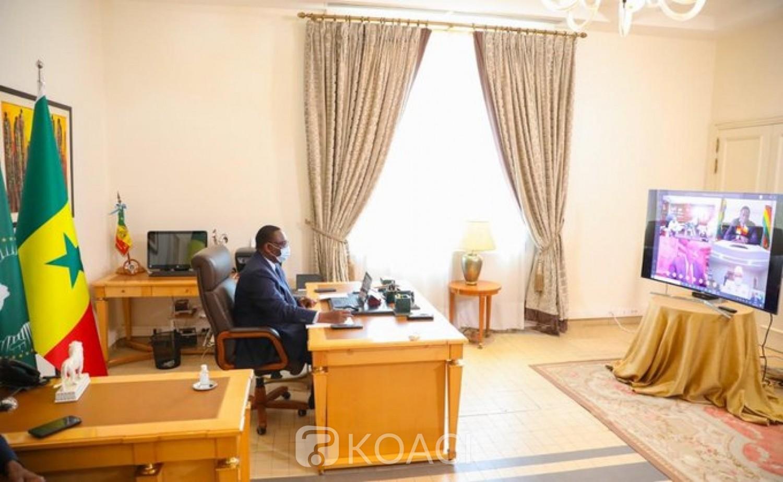 Sénégal : Coronavirus, le président Macky Sall placé en quarantaine pour avoir été en contact avec un malade