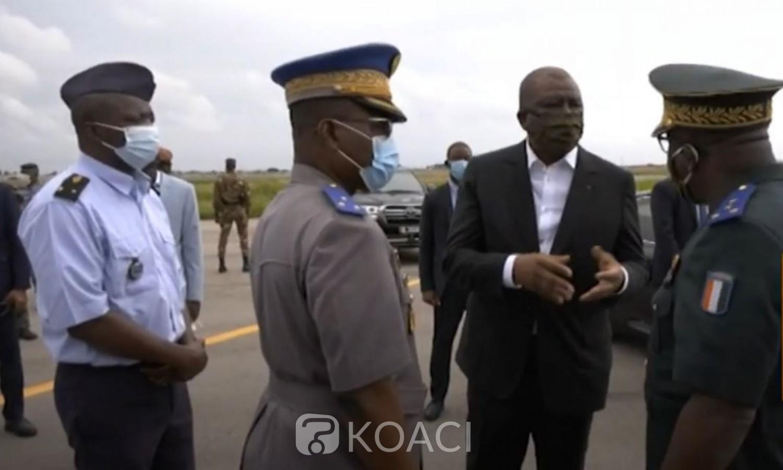 Côte d'Ivoire : Attentats terroristes, Hamed Bakayoko rassurant : «Nous avons la capacité de protéger notre territoire. Faites-nous confiance »
