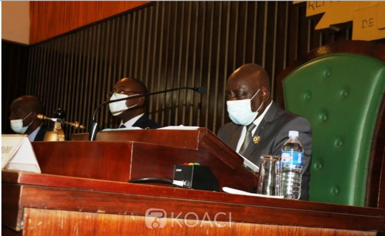 Côte d'Ivoire : Les  députés ont voté 12 projets de loi dont celui portant sur la suspension de la hausse des loyers et  des procédures d'expulsion des locataires