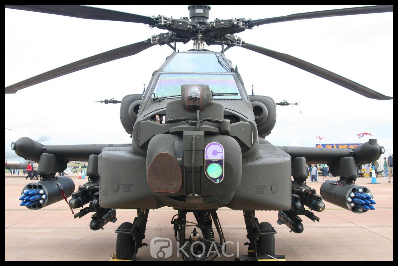 Maroc : La royauté passe une commande de 24 hélicoptères Apache avec Boeing