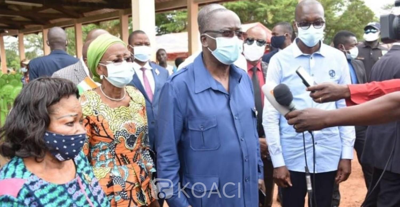 Côte d'Ivoire : Ahoussou aux politiciens de la génération de Ouattara: « Ceux qui refuseront d'embarquer dans le train du changement courent le risque d'être changé à l'insu de leur plein gré »