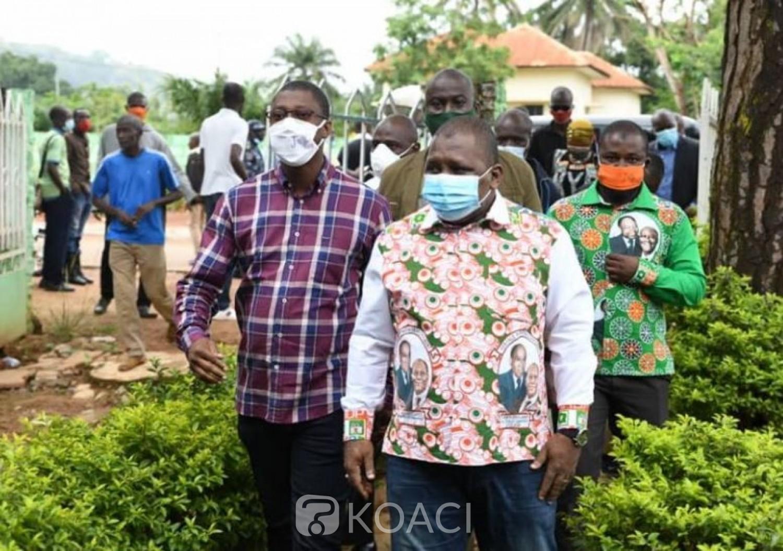 Côte d'Ivoire : Conseil Régional du Tonpki, Sidiki Konaté lance un ultimatum d'un mois à Mabri pour rendre le tablier