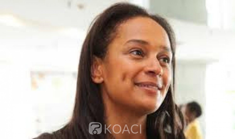 Angola: Ses avoirs toujours « gelés», Isabel Dos Santos dénonce un déni de justice