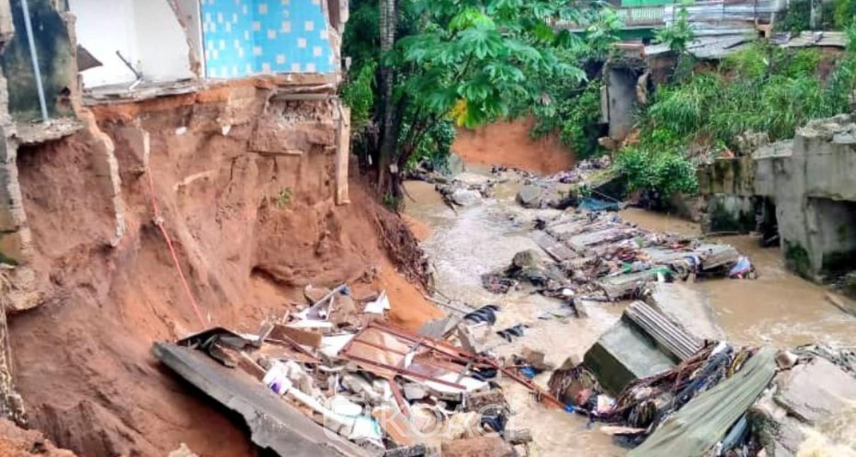 Côte d'Ivoire : Saison des pluies, 21 zones à risques répertoriées à Yopougon
