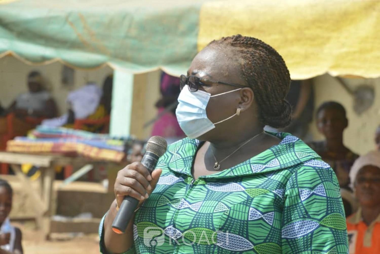 Côte d'Ivoire : Présidentielle 2020, Anne Ouloto invite Bédié à aller se reposer aux risques d'avoir honte