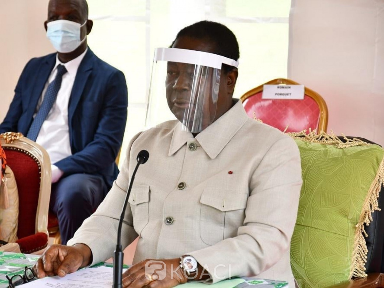 Côte d'Ivoire : Présidentielle d'Octobre prochain, des diplomates : «La Côte d'Ivoire n'a pas besoin d'un « don de soi » de Bédié mais d'un « B A-OULI » ! »