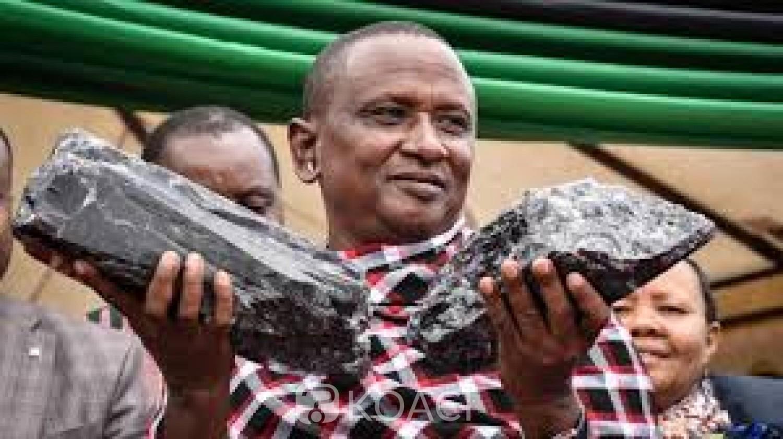 Tanzanie : Un mineur découvre deux pierres précieuses et devient « millionnaire »