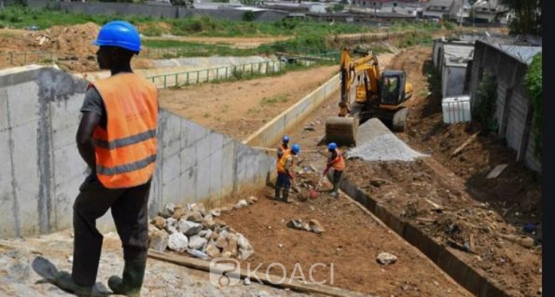 Côte d'Ivoire : Lancement jeudi des travaux d'assainissement  dans des quartiers du district  d'Abidjan