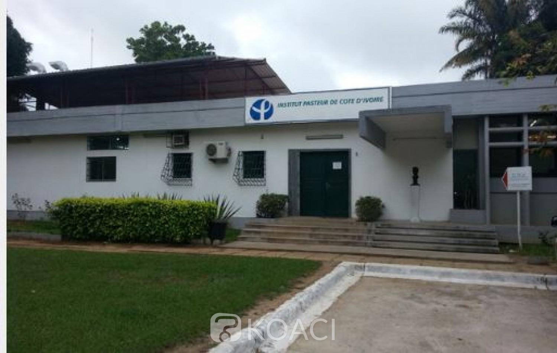 Côte d'Ivoire : Menace de grève des agents de l'Institut Pasteur, vers le blocage  des  résultats des tests de  la Covid-19 ?