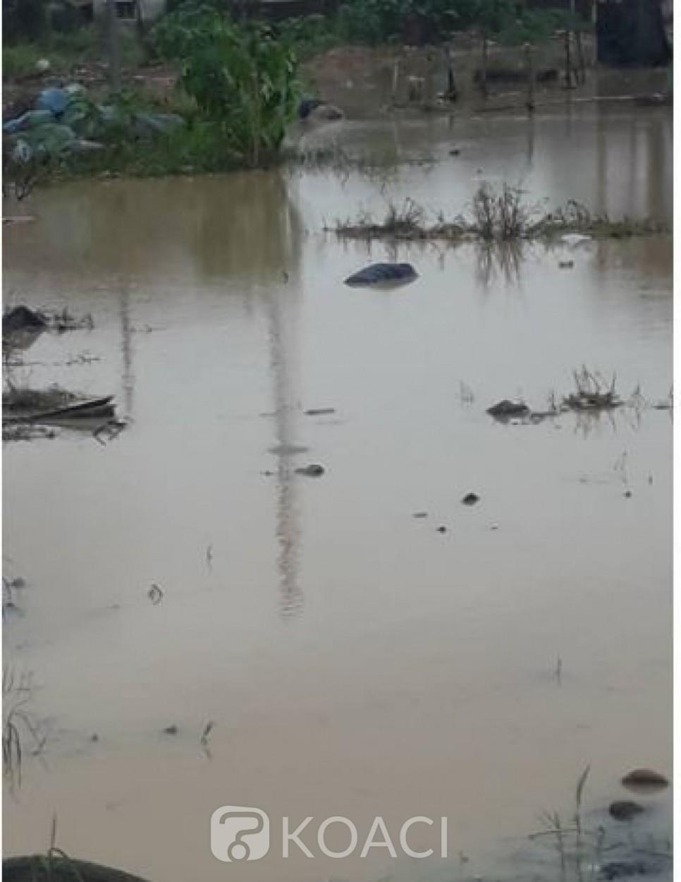 Côte d'Ivoire : Abobo-Gare, un corps retrouvé dans un bas-fond