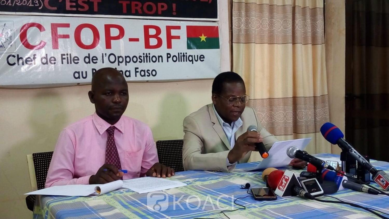 Burkina Faso : L'opposition appelle à l'arrestation d'un conseiller du président Kaboré pour corruption
