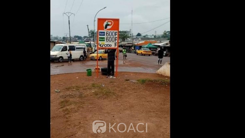 Côte d'Ivoire : Hausse de 20 Fcfa des prix à la pompe pour le mois de juillet