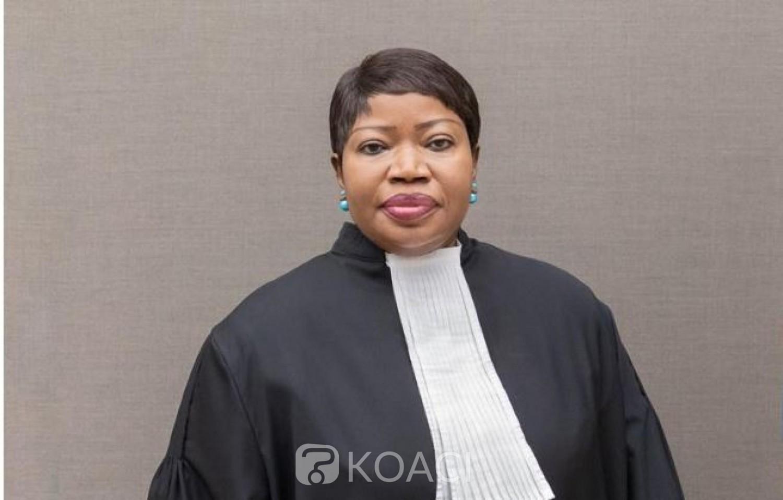 Côte d'Ivoire : En attendant le verdict de l'audience sur son  appel, ce que Bensouda demande à la chambre d'appel