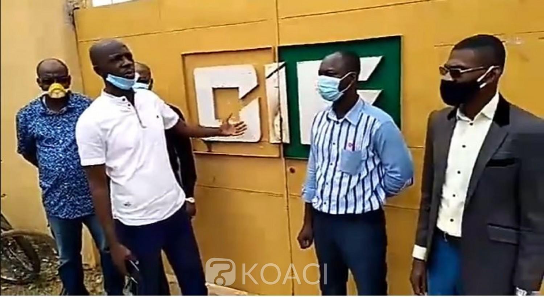 Côte d'Ivoire : La mairie de Béoumi dément avoir déversé des ordures devant  la CIE locale
