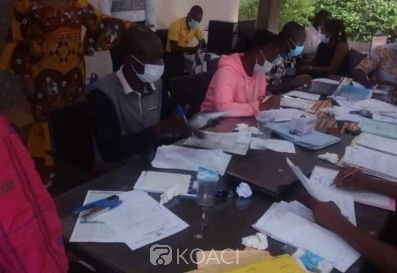 Côte d'Ivoire : Supposé centre d'enrôlement au domicile d'une ministre, la CEI s'inscrit en faux et fait des précisions