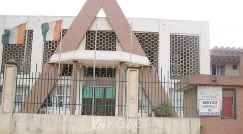 Côte d'Ivoire : Délivrance des certificats de nationalités les samedis et dimanches, les précisions du Ministère de la justice