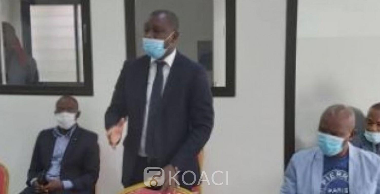 Côte d'Ivoire : Sory Diabaté : « Notre objectif est de gagner la CAN 2023 et chercher à rattraper le Cameroun et l'Égypte au tableau de chasse »