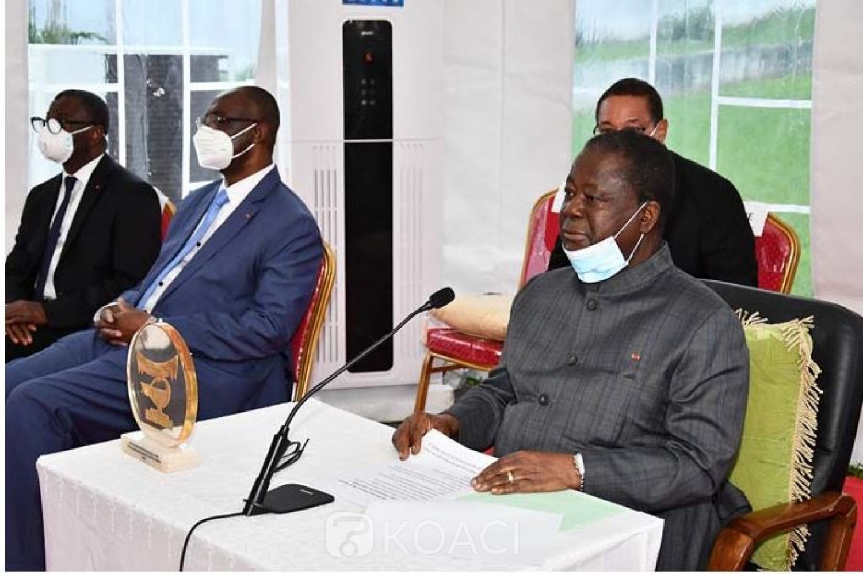 Côte d'Ivoire : Recevant un prix,  Henri Konan Bédié dévoile ses trois rêves pour la Nation