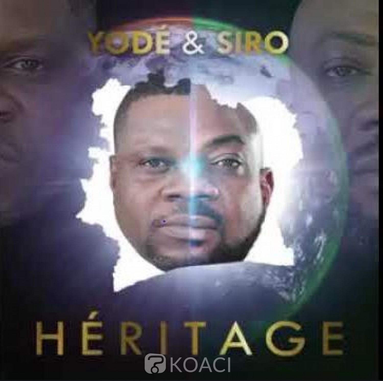 Côte d'Ivoire : Polémiques autour de l'album « héritage » de Yodé et Siro
