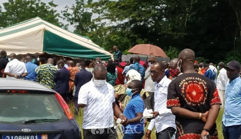 Côte d'Ivoire : COVID-19, malgré le nombre croissant des cas de contamination enregistrés, les mesures barrières foulées aux pieds dans des lieux publics