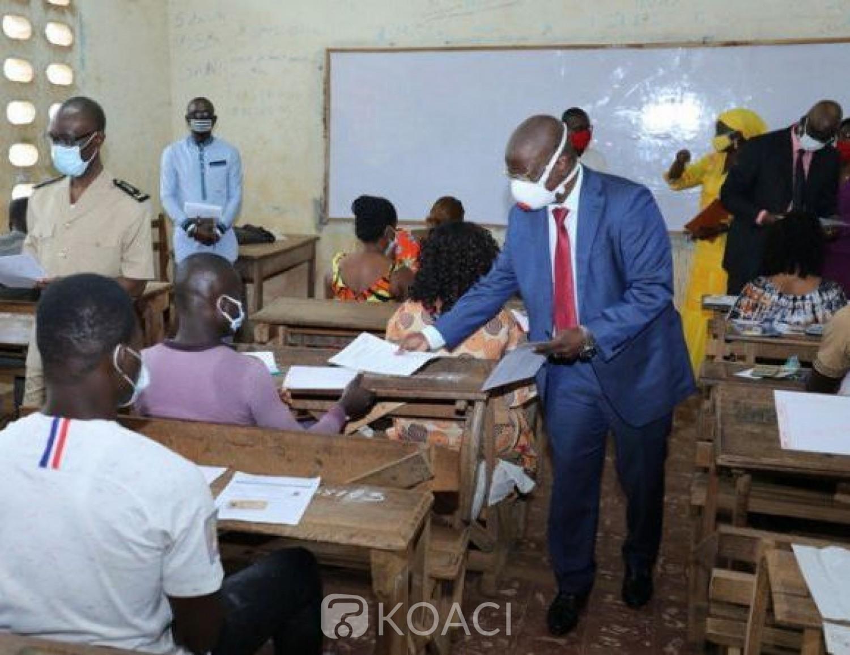 Côte d'Ivoire : CAFOP session 2020, près  de 60 000 candidats pour 5000 postes prévus