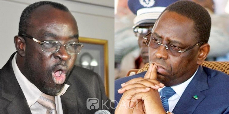 Sénégal : L'ex président du parlement de la Cedeao démissionne de son poste de député après la publication d'un enregistrement audio l'incriminant