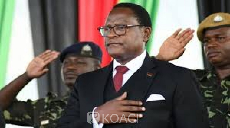 Malawi : Covid-19 ,le Président Lazarus Chakwera annule les festivités de l'indépendance et sa cérémonie d'investiture