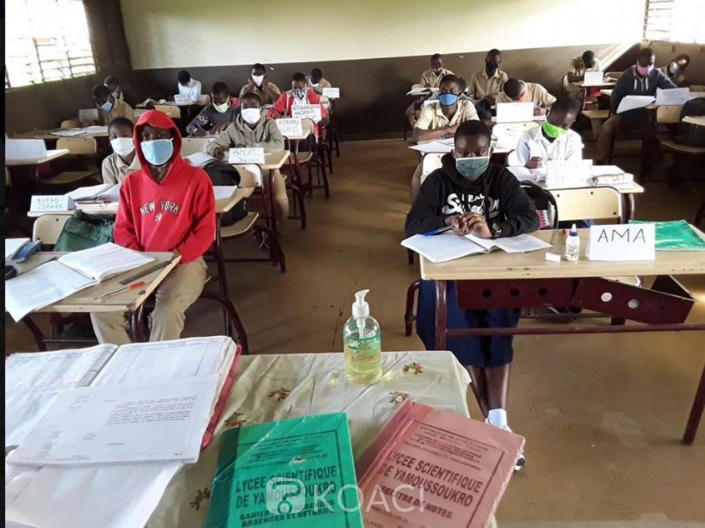 Côte d'Ivoire : Entrée au Lycée scientifique de Yamoussoukro, les conditions pour les intéressés
