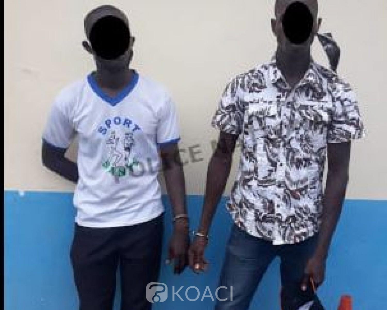 Côte d'Ivoire : A Bonoua, deux (02) individus escroquaient des pétitionnaires venus pour établir leurs CNI