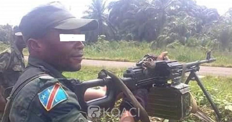 RDC : Sud-Kivu, six soldats et deux femmes tués dans l'attaque d'une position militaire