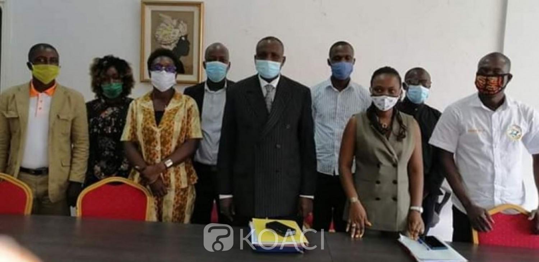Côte d'Ivoire : Environnement électoral, Pulchérie Gbalet reçue à la Primature plaide pour le report du scrutin présidentiel