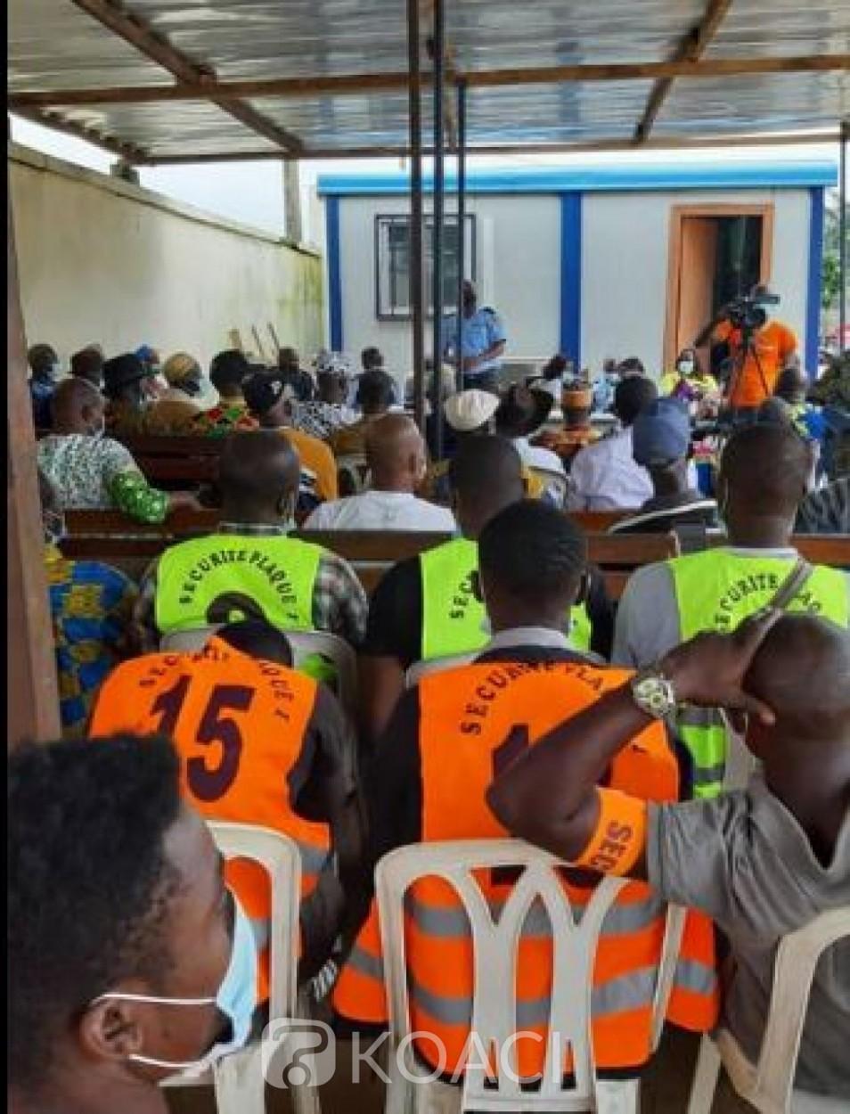 Côte d'Ivoire : Pour  la police et la CCSR, les populations font l'amalgame entre les agressions, celles des « microbes » et celles de la délinquance juvénile