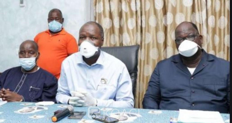 Côte d'Ivoire : UDPCI, des coordonnateurs  désavouent Laurent Tchagba et réclament des sanctions contre les dissidents à Mabri